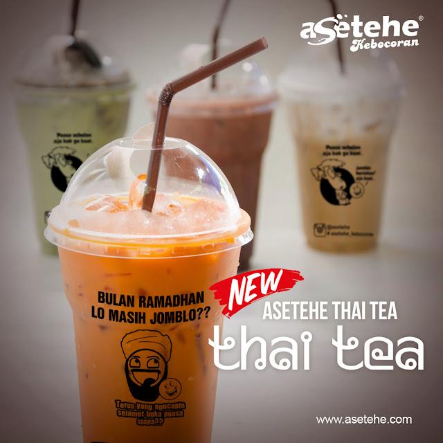 Usaha Waralaba Thai Tea Asetehe 0853 4031 2279