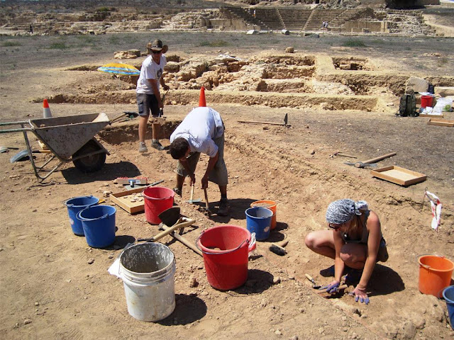 Ancient surgeon's room discovered in Nea Paphos