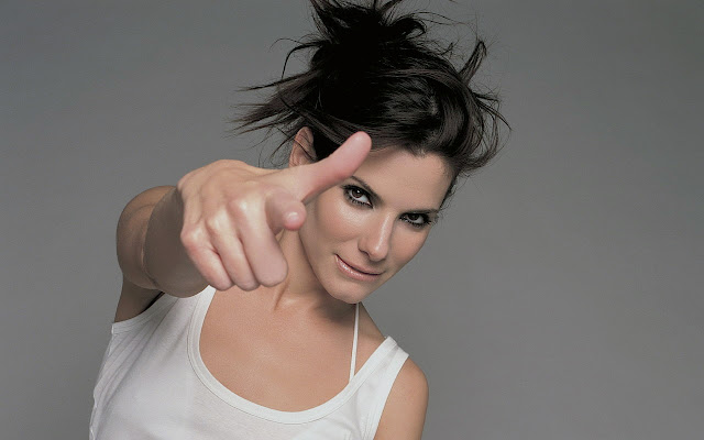 The World's Highest Paid Actresses No. 3 Sandra Bullock - Pics 4