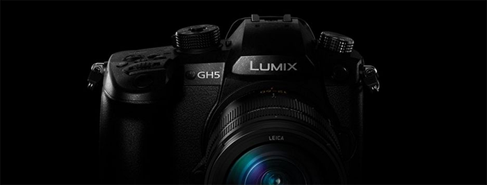 Фотоаппарат Panasonic Lumix GH5
