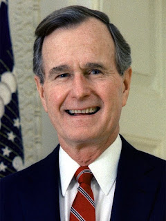 Pro-Lifers mourn the death of President George H.W. Bush