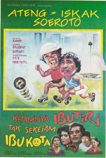 Kejamnya Ibu Tiri Tak Sekejam Ibu Kota (1981)