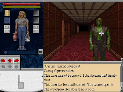Videojuego The Legacy Realm of Terror