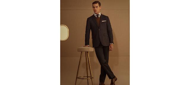 Vincent Lacrocq, Pedro del Hierro, moda masculina, blog moda masculina, menswear, Fall 2017, bespoke, sartorial,