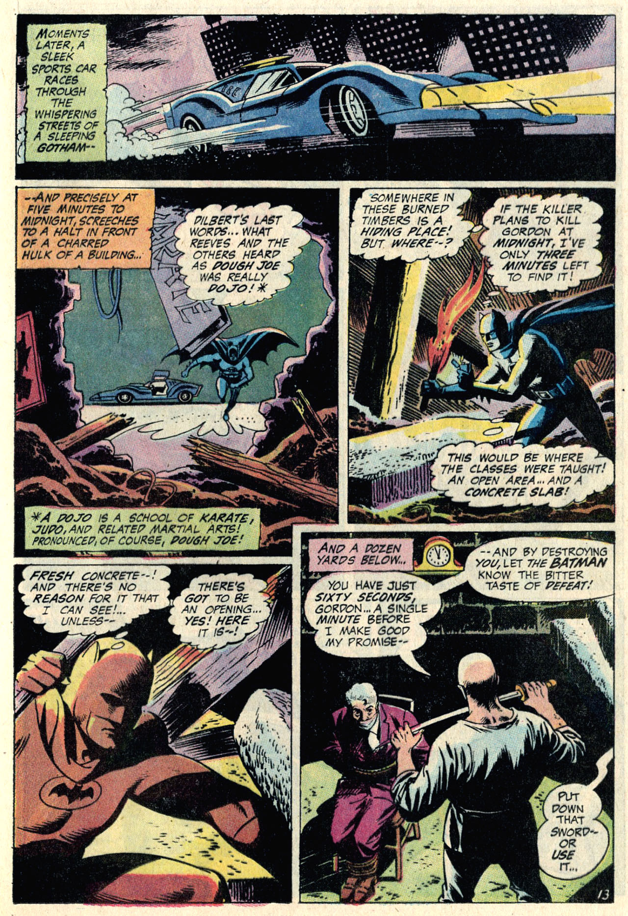 Detective Comics (1937) 399 Page 16