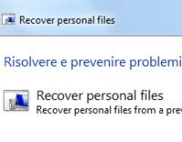 Cartella Windows.old per recuperare file dopo reinstallazione Windows