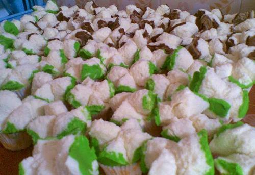 Resep Cara Membuat Kue Bolu Kukus Mekar Dan Sederhana