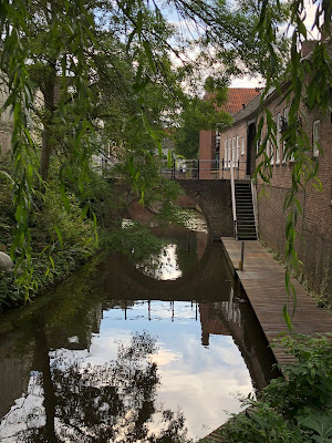 A Den Bosch canal.