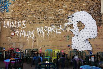 Sunday Street Art : Ella & Pitr - place Fréhel - Paris 20