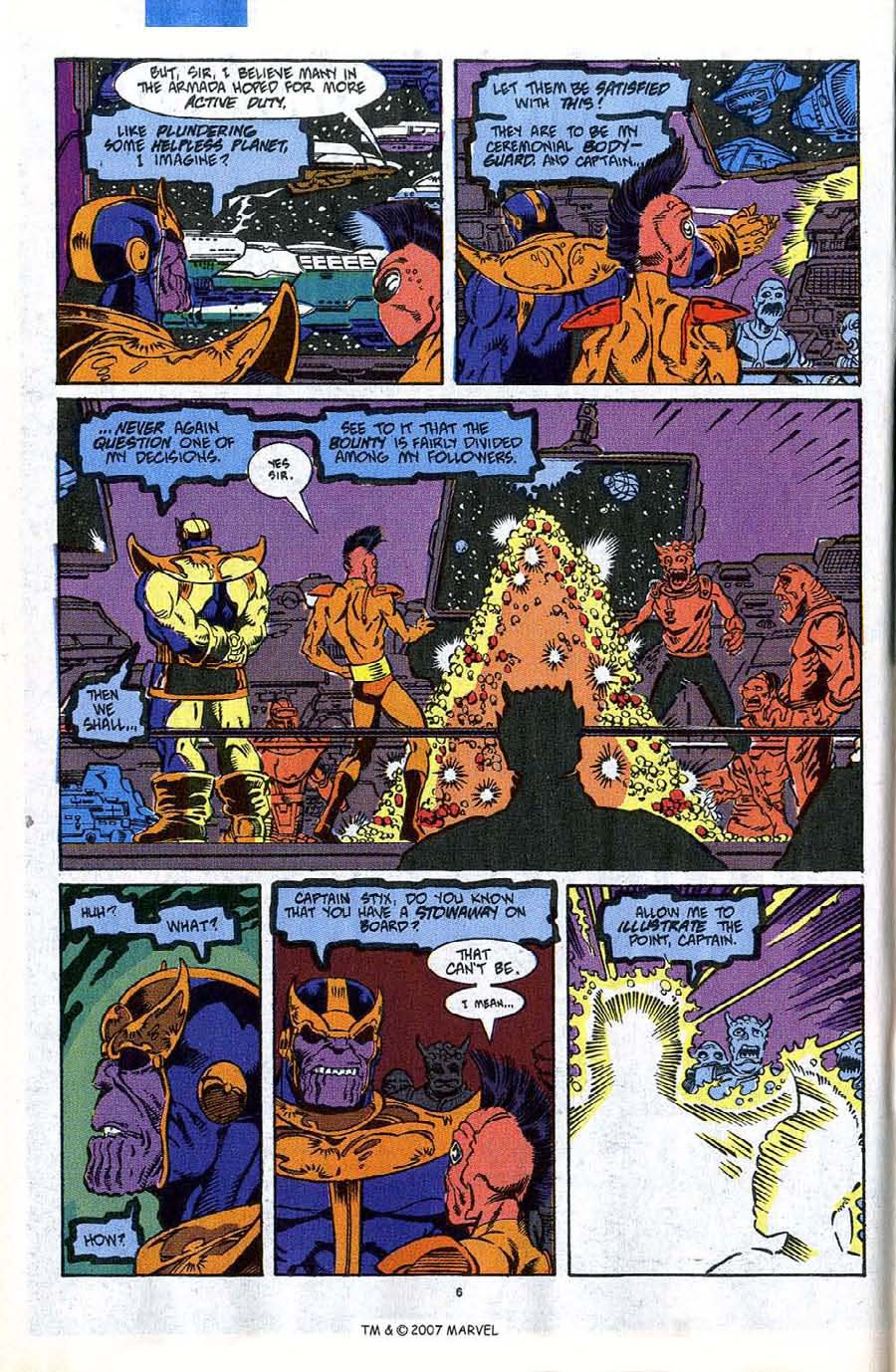 Read online Silver Surfer (1987) comic -  Issue #45 - 8