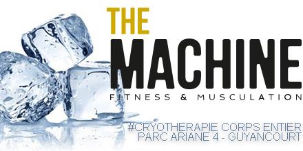 the machine fitness premium guyancourt cryoth rapie au parc ariane. Black Bedroom Furniture Sets. Home Design Ideas