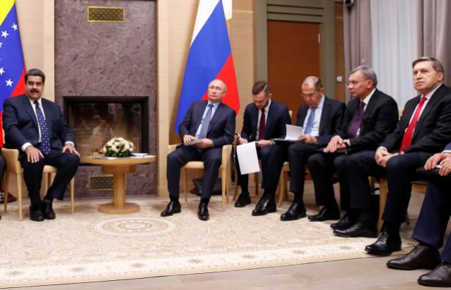 Funcionarios de Rosneft han puesto en duda promesas multimillonarias anunciadas por Maduro