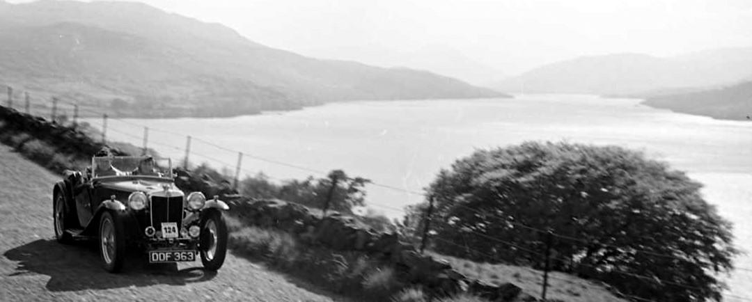 Vintage Scotland 25