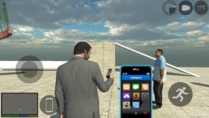 GTA V Unity Android Update v.18 Full Apk Terbaru