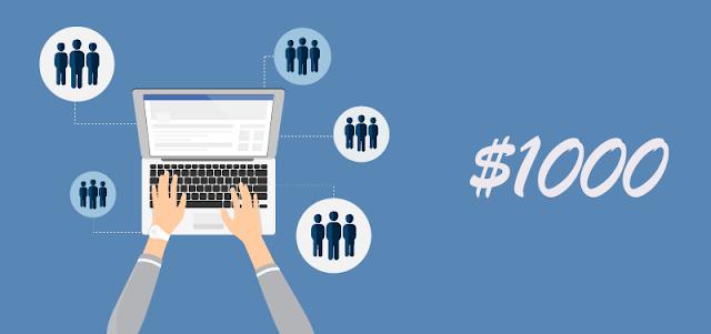 الربح من جروبات الفيس بوك و تحقيق اكثرمن 1000 دولار بالشهر