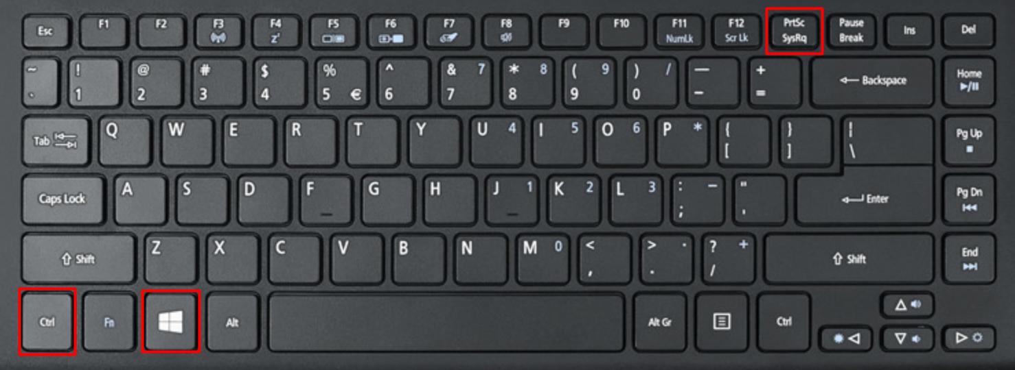 Cara Screenshot Tersimpan Otomatis Di Pc Laptop Tips Cara