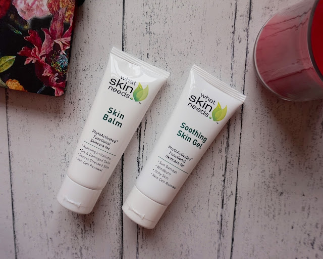 What Skin Needs Soothing Skin Gel and Skin Balm review, hanrosewilliams, hannah rose, beauty blog, beauty blogger,