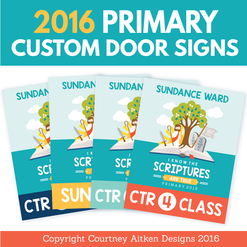 All Things Bright And Beautiful 2016 Free Primary Printables