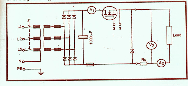Job Sheet Elektronika Daya - Percobaan Chopper Buck