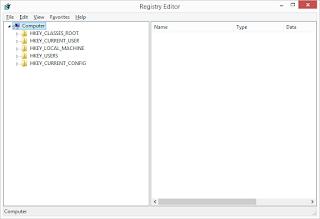 Cara Backup dan Restore Seluruh Registry