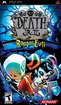 Download Death Jr. II - Root Of Evil CSO ISO PSP PPSSPP