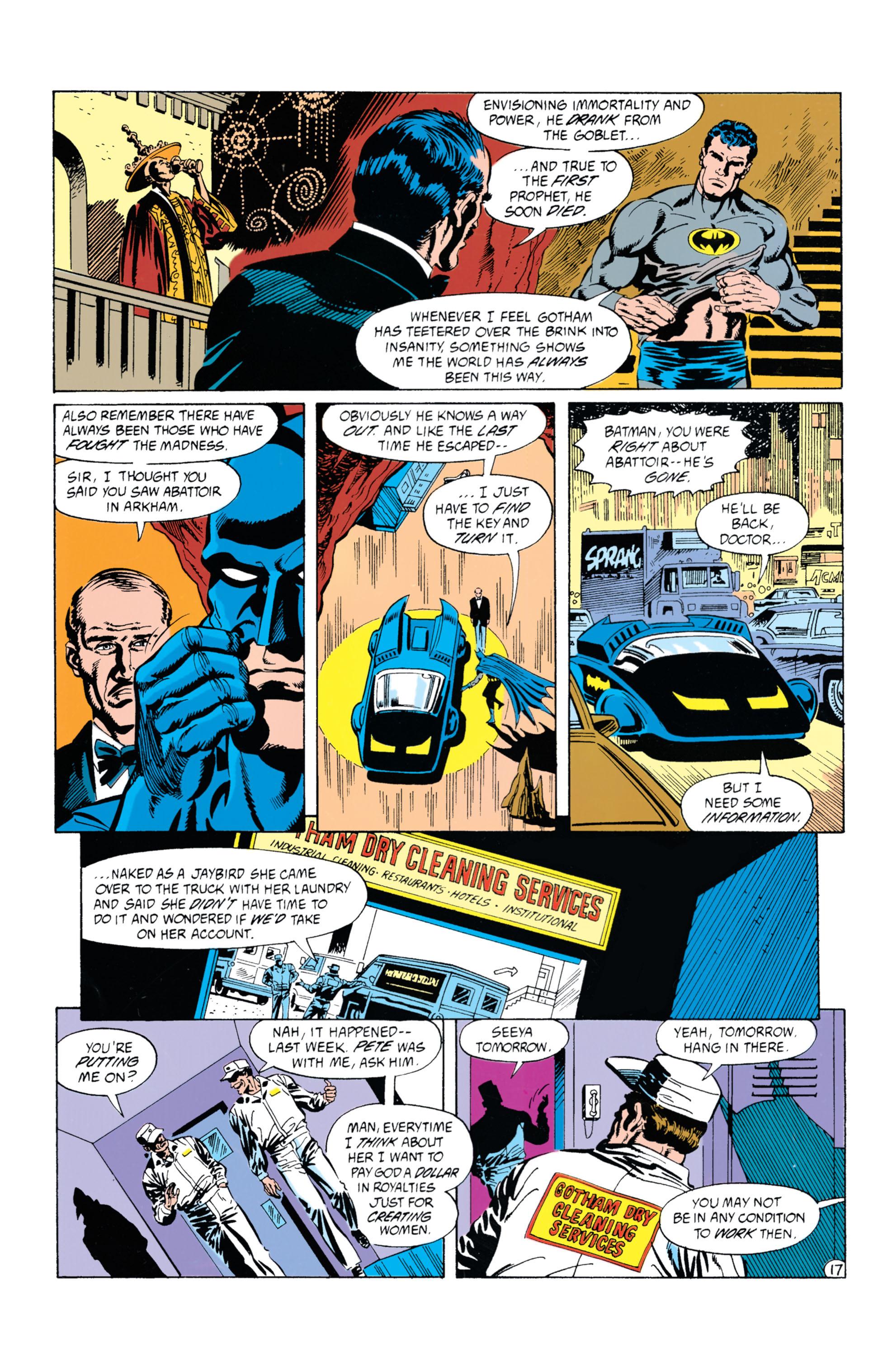 Detective Comics (1937) 628 Page 17