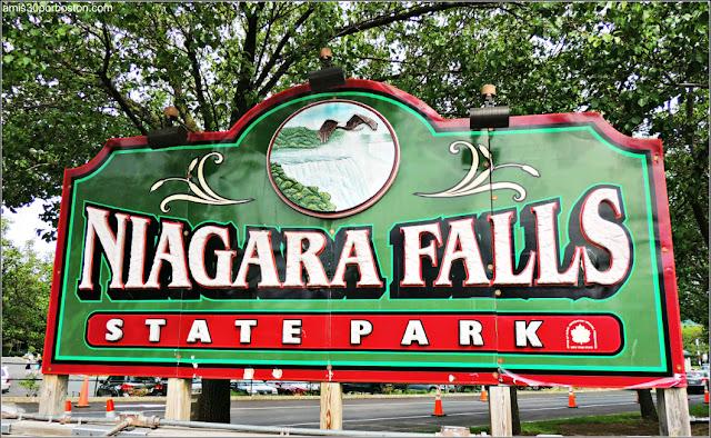 Niagara Falls State Park, Estados Unidos