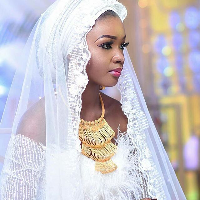 Image result for northern nigeria bridal veils