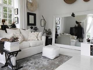 Sala pequeña decorar