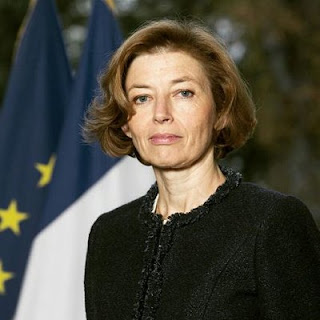 French Defence Minister in India on 2-day Visit