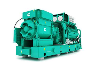 Cummins amplia participação no mercado de geradores de energia