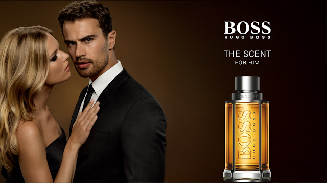 HUGO BOSS THE SCENT ft Theo James and Anna Ewers - For HIM & HER