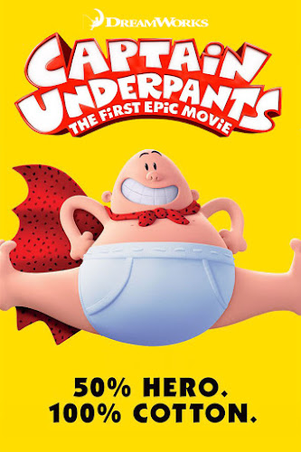 Captain Underpants: The First Epic Movie (BRRip 720p Dual Latino / Ingles) (2017)