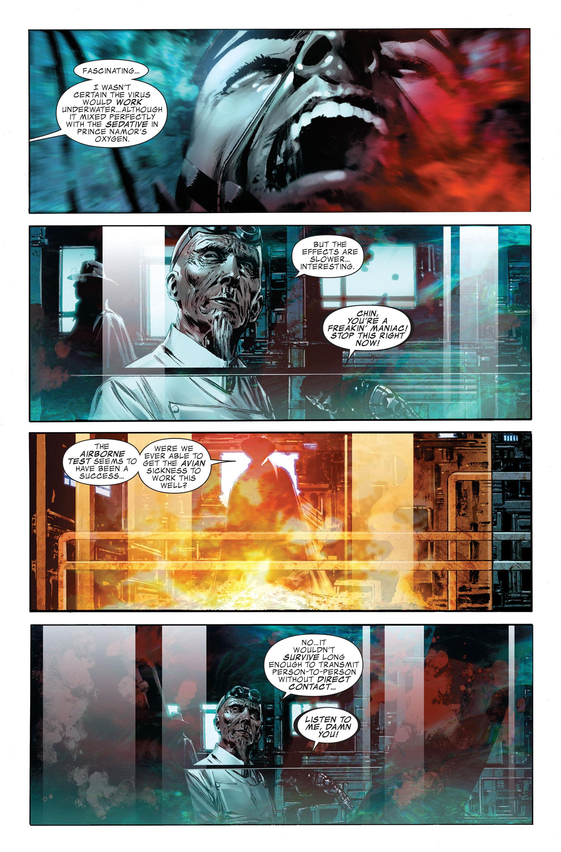 Read online Captain America (2005) comic -  Issue #48 - 3