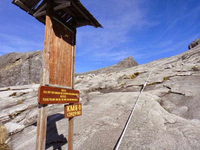 Ekspedisi Mendaki Gunung Kinabalu 2015