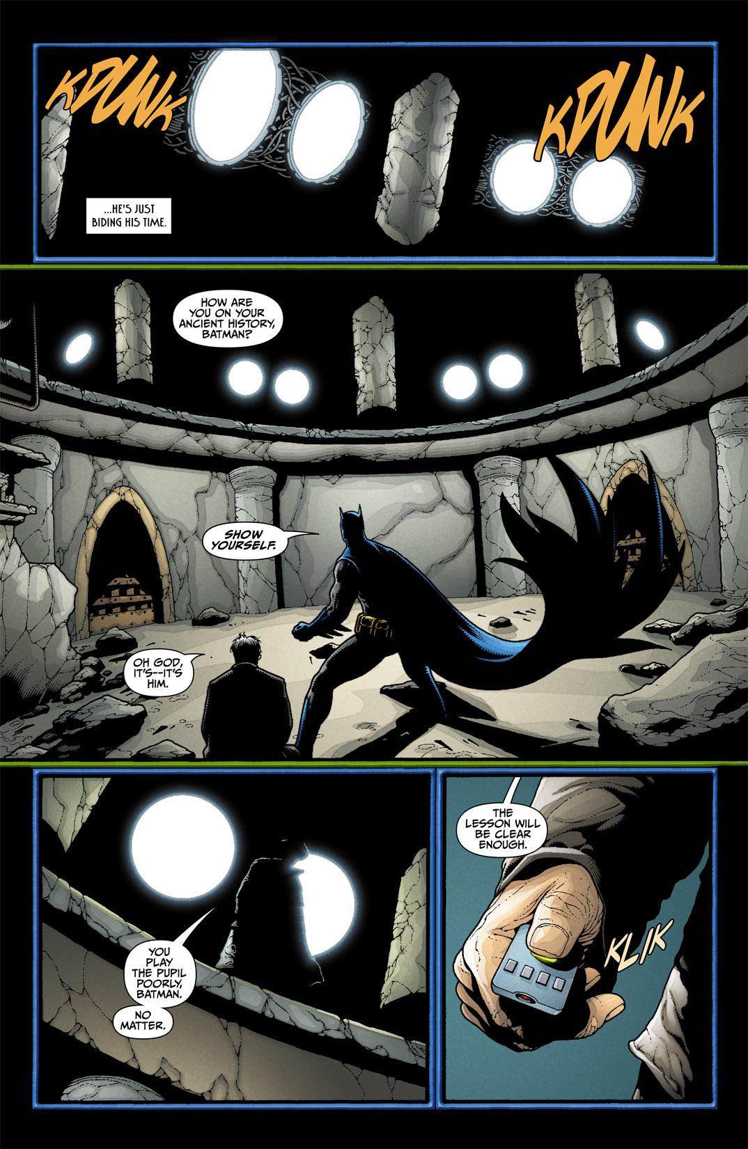 Detective Comics (1937) 832 Page 7