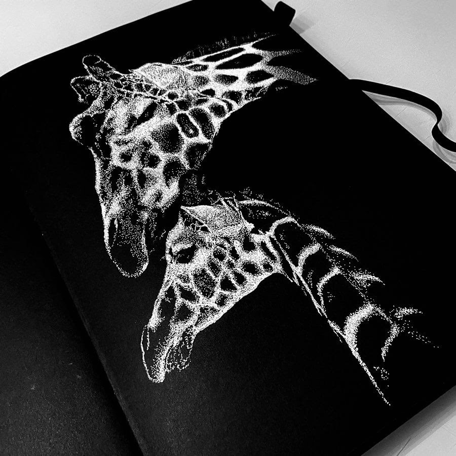 08-Mother-and-baby-giraffe-Karsten-Silvers-www-designstack-co
