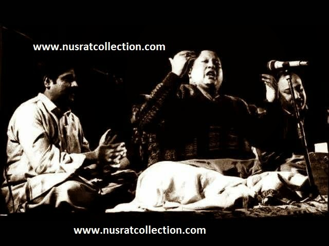 Saqi Raat Guzarne Wali Hai Ek jaam Chanakta Jaam by Nusrat Fateh Ali Khan