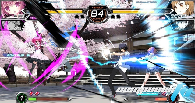 Dengeki Bunko Fighting Climax PS3