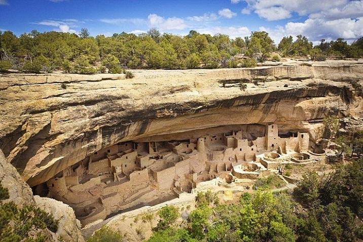 Mesa Verde, Pemukiman Suku Indian yang Menakjubkan