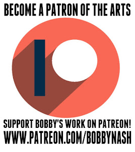 Support BEN Books and Bobby Nash's Writing on Patreon