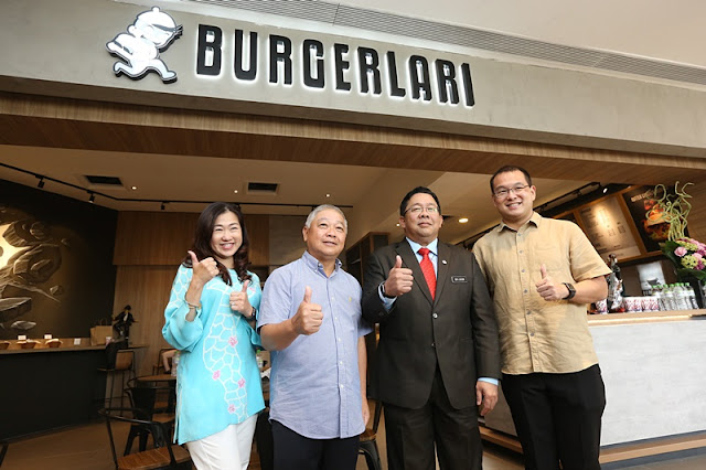 BURGERLARI CHERAS LEISURE MALL Halal Certificate