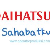 Loker Bonafit Terbaru PT ASTRA DAIHATSU MOTOR (ADM)