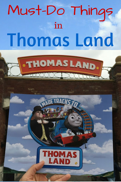 Must-Do Things in Thomas Land