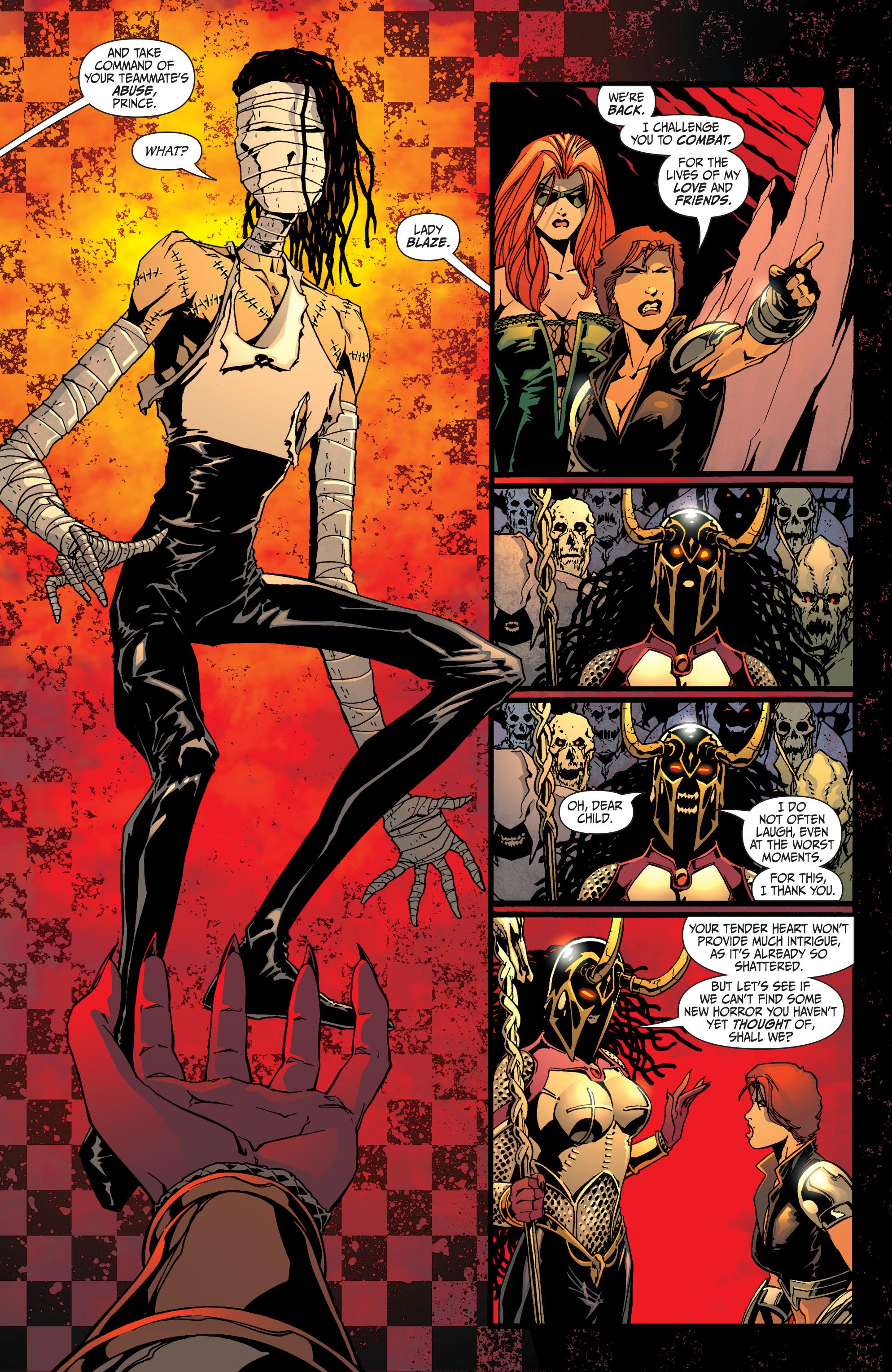 Read online Secret Six (2008) comic -  Issue #33 - 18