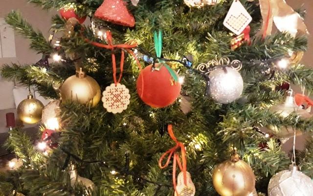 Δώρα που έγιναν χειροποίητα χριστουγεννιάτικα στολίδια