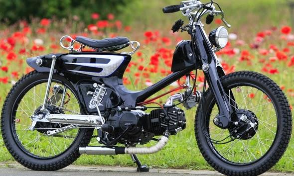 motor pitung modifikasi tahun ini