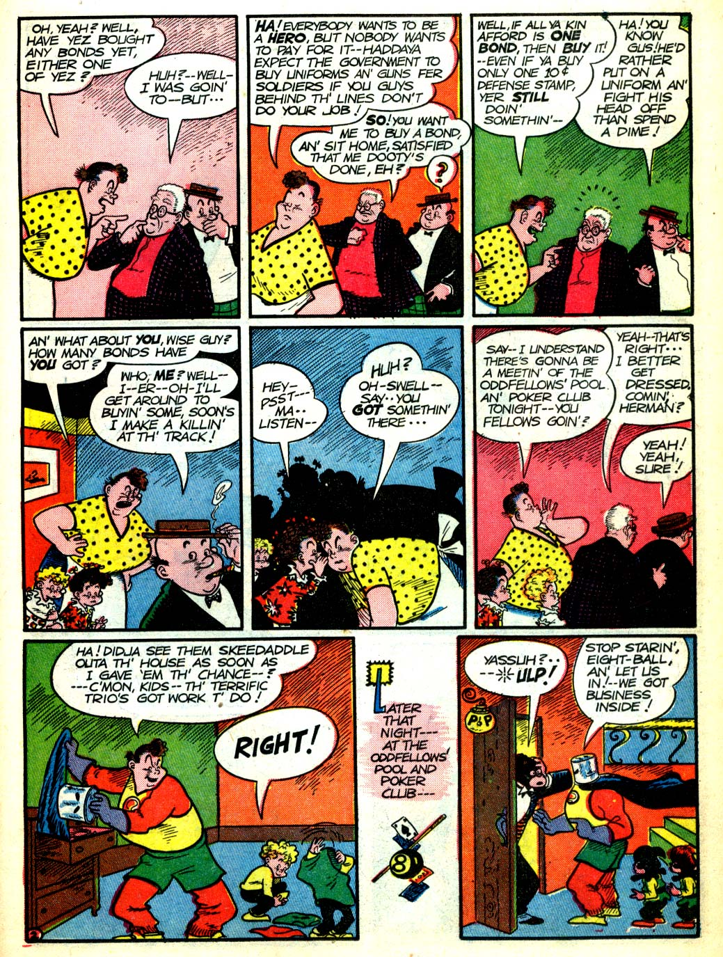 Read online All-American Comics (1939) comic -  Issue #39 - 44