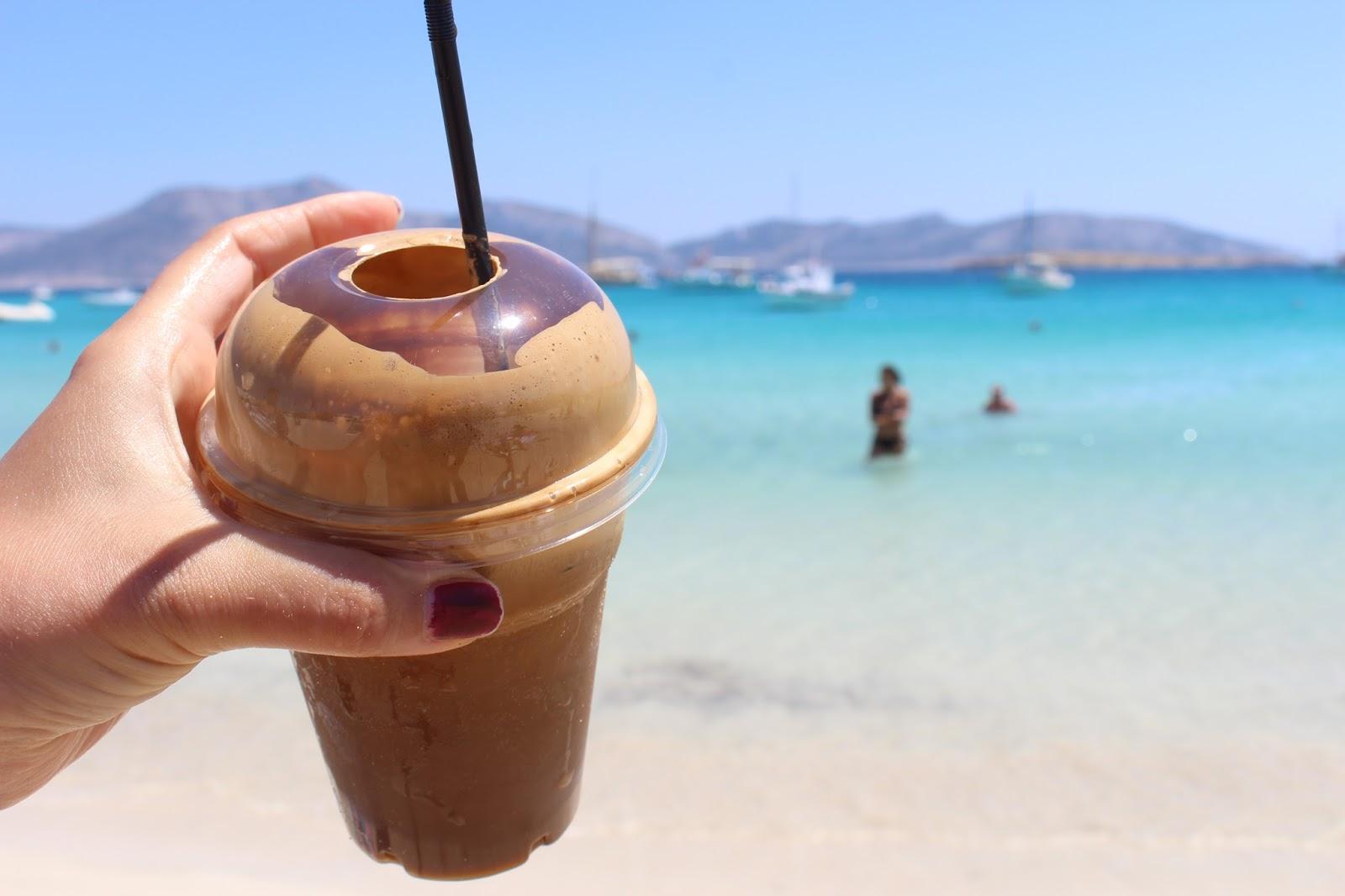 frammenti di viaggi caff alla greca