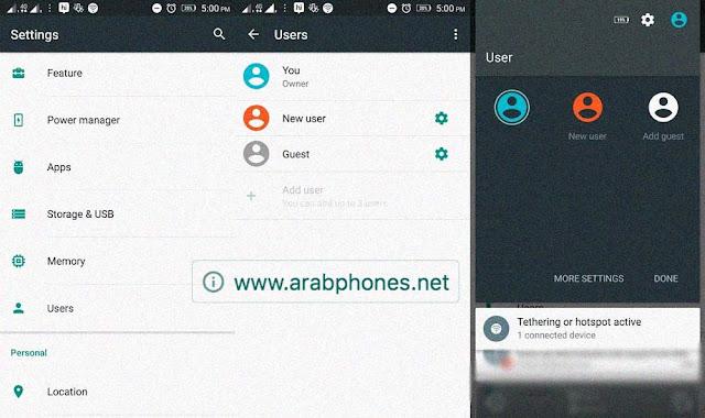 استخدام حسابات WhatsApp متعددة